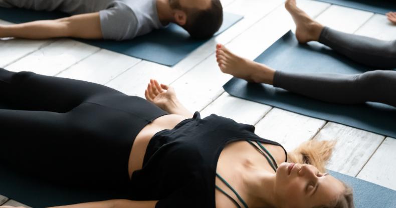 Yoga Nidra & Brain Waves